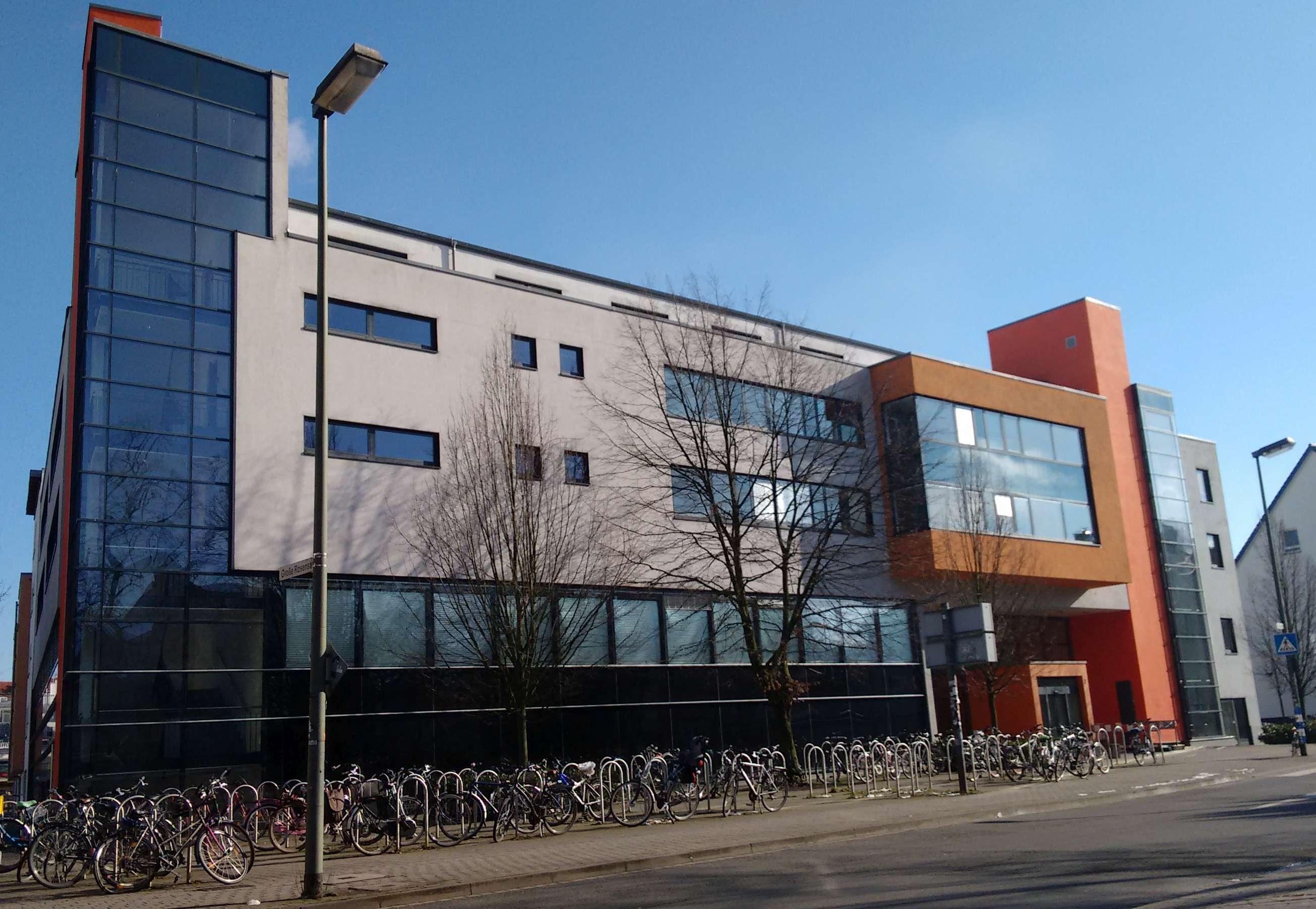 Uni Osnabrück, Gebäude 01